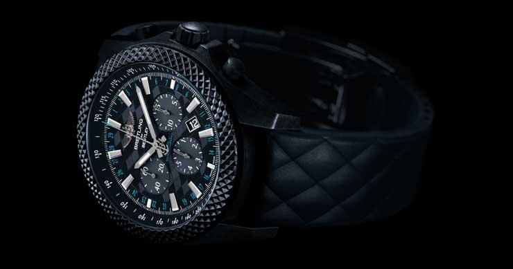Breitling for Bentley: Bentley GT Dark Sapphire Edition