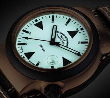 Limitierte Jubiläumsauflage: S.A.R. Rescue-Timer Bronze