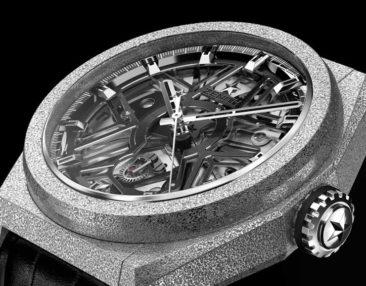 Die neue Zenith Defy Lab: Ein neues Kapitel der Schweizer Uhrmacherei