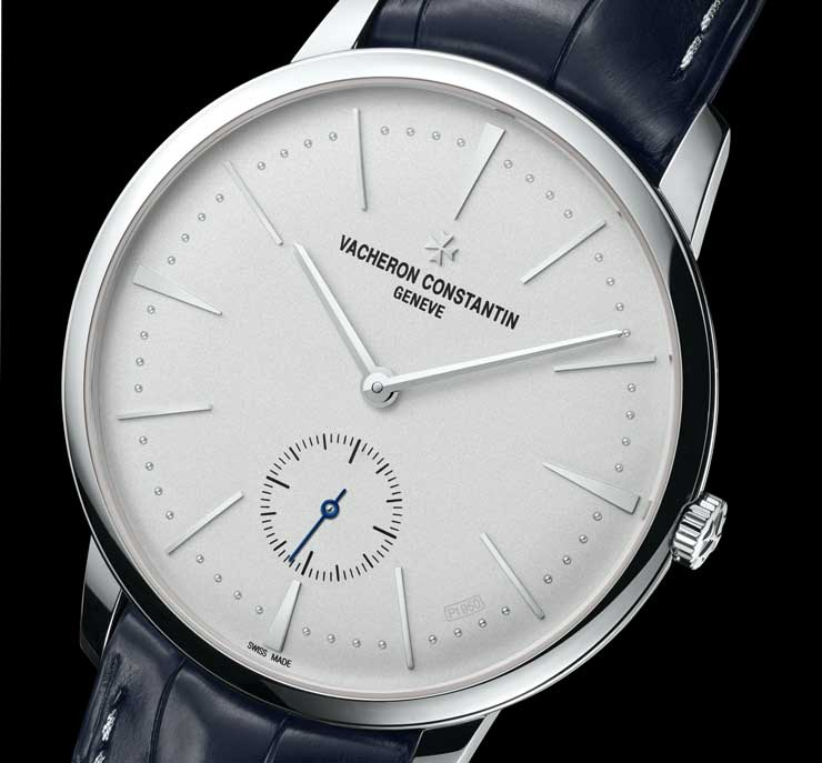 Vacheron Constantin Patrimony Collection Excellence Platine