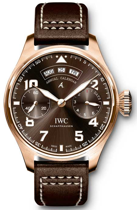 Big Pilot's Watch Annual Calendar Edition «Antoine de Saint Exupéry