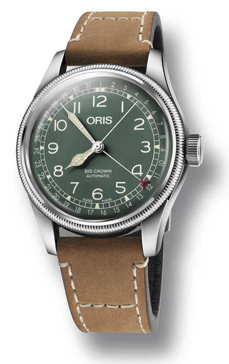Big Crown D.26 286 HB-RAG Oris Limited Edition