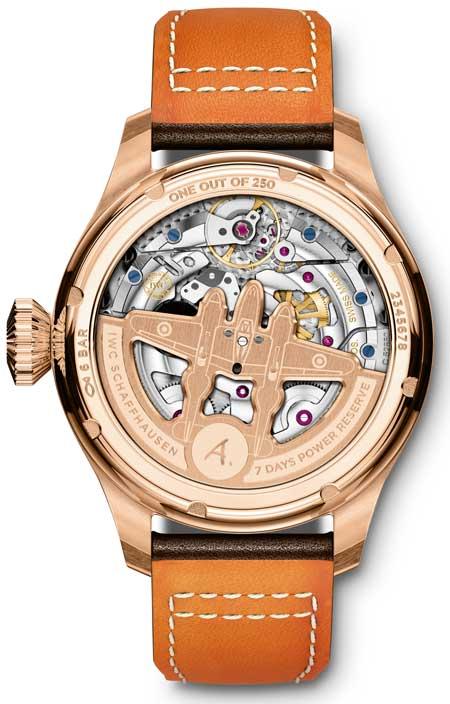 Big Pilot's Watch Annual Calendar Edition «Antoine de Saint Exupéry