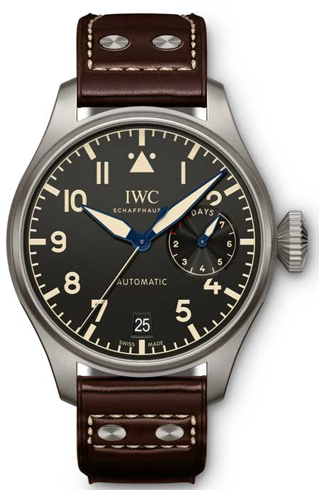 IWC Big-Pilot´s-Watch-Heritage Titan