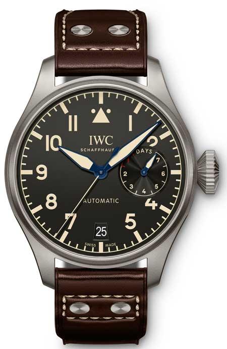 IWC Big-Pilot´s-Watch-Heritage Titan