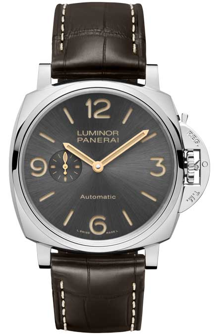 Luminor Due 3 Days Automatic Acciao – 45mm (PAM00739)