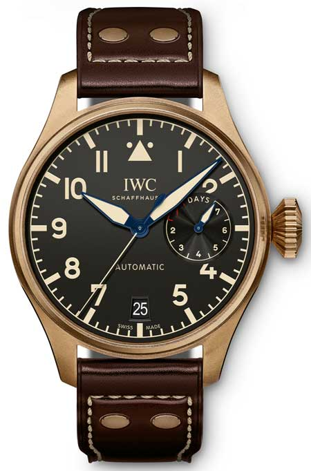 IWC Big-Pilot´s-Watch-Heritage Bronze