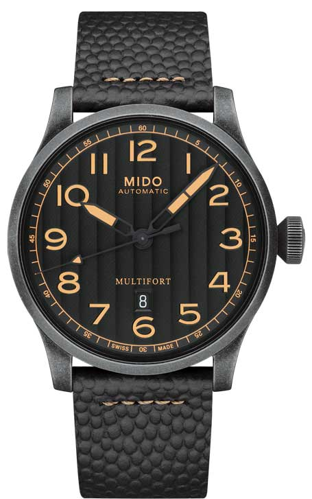 Mido Multifort Horween Special Edition 2017