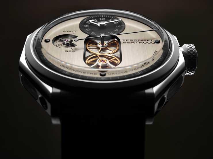 Chronomètre Ferdinand BerthoudFB 1.3-Case-design