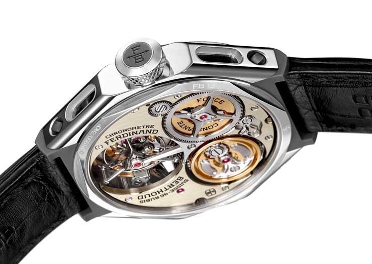 Chronomètre Ferdinand BerthoudFB 1.3