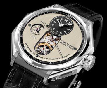 Exklusive Haute-Horlogerie: Chronomètre Ferdinand BerthoudFB 1.3