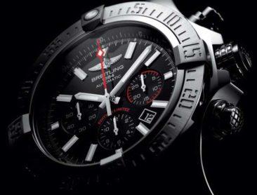 Für harte Kerle: Breitling Super Avenger 01 Boutique Edition