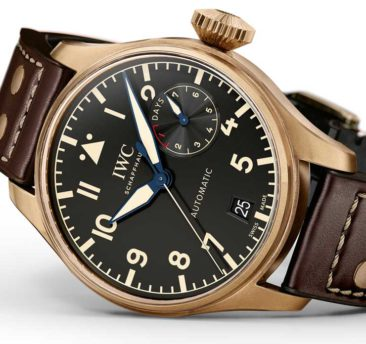 Neue Modelle in der IWC Pilot's-Watches-Kollektion