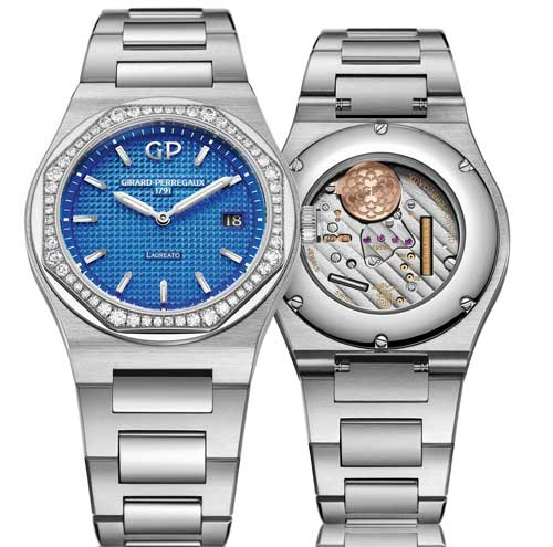 Laureato 34 mm Limited Edition