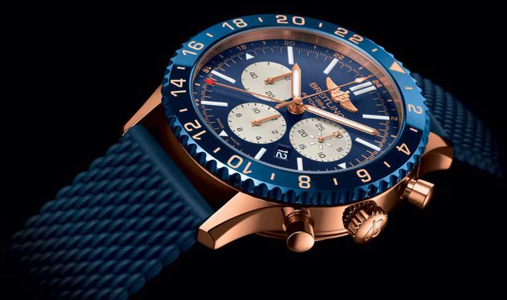 Breitling Chronoliner B04 limited Edition