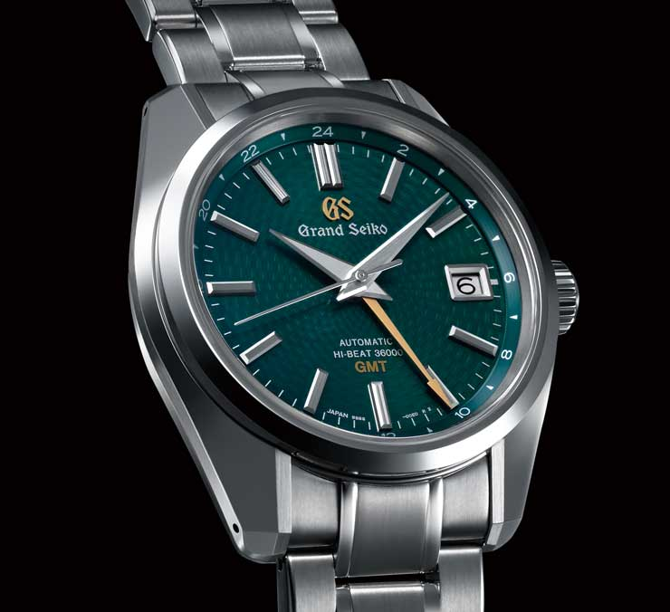 Grand Seiko Hi-Beat Peacock Limited Edition