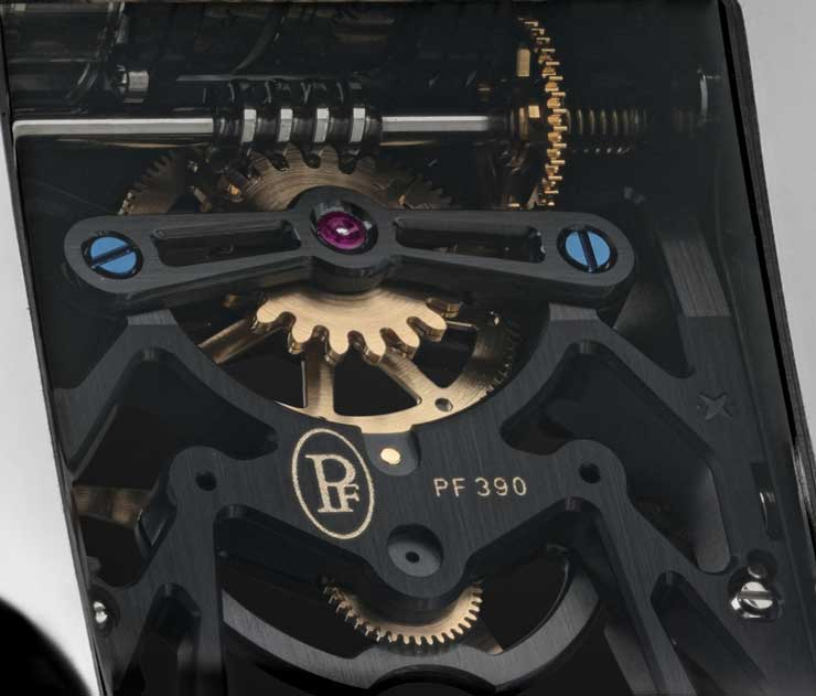Parmigiani Bugatti Typ 390