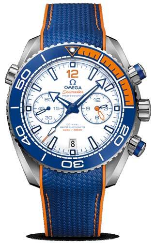 im Omega Online-Shop: Omega Seamaster Planet Ocean Michael Phelps Limited Edition