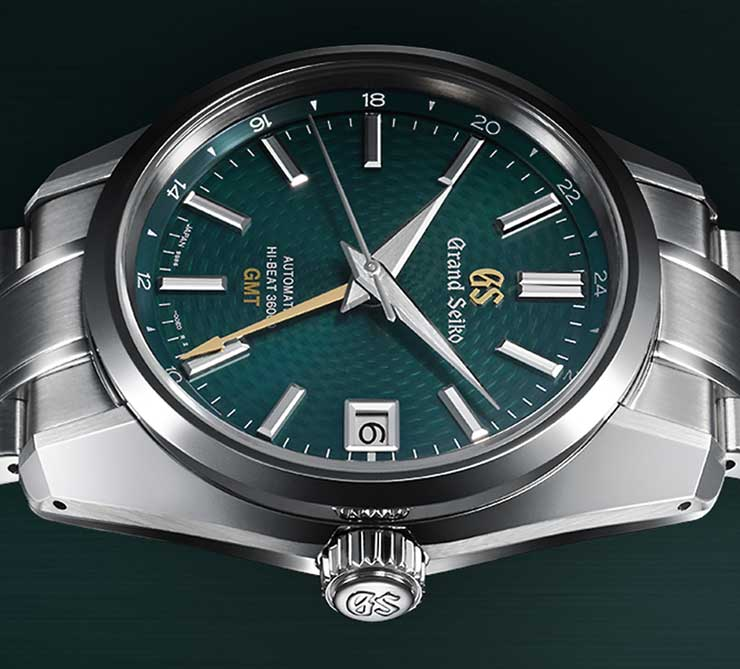 Kommt im Januar: Grand Seiko Hi-Beat Peacock Limited Edition