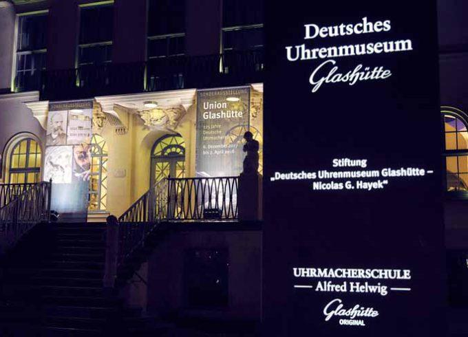 Sonderausstellung, Uhrenmuseum, Glashütte, 125 Jahre UNION, René Gaens Fotografie