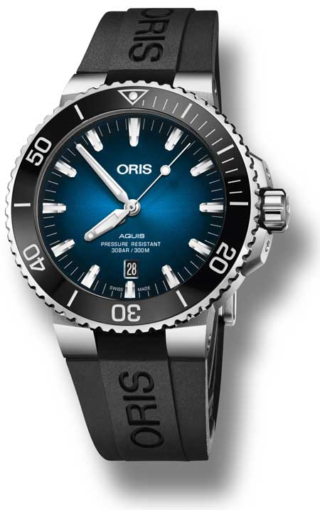 Oris Clipperton Limited Edition Kautschukband