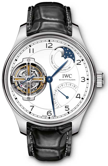 IWC Portugieser Constant-Force Tourbillon Edition_150years_ IW590202