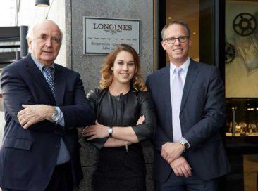 Erste Longines Corporate Boutique in der Schweiz eröffnet