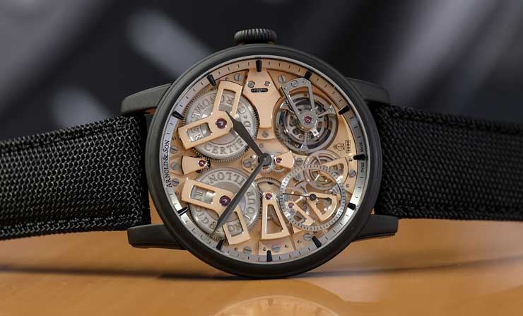 Tourbillon Chronometer No. 36