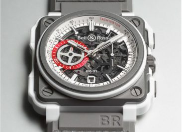 Bell & Ross BR-X1 White Hawk-Kollektion