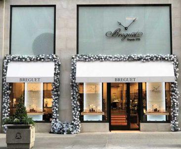 Breguet Flagship-Boutique im New Yorker St. Regis-Hotel eröffnet