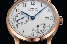 Union Glashütte Sonderedition 1893 Johannes Dürrstein