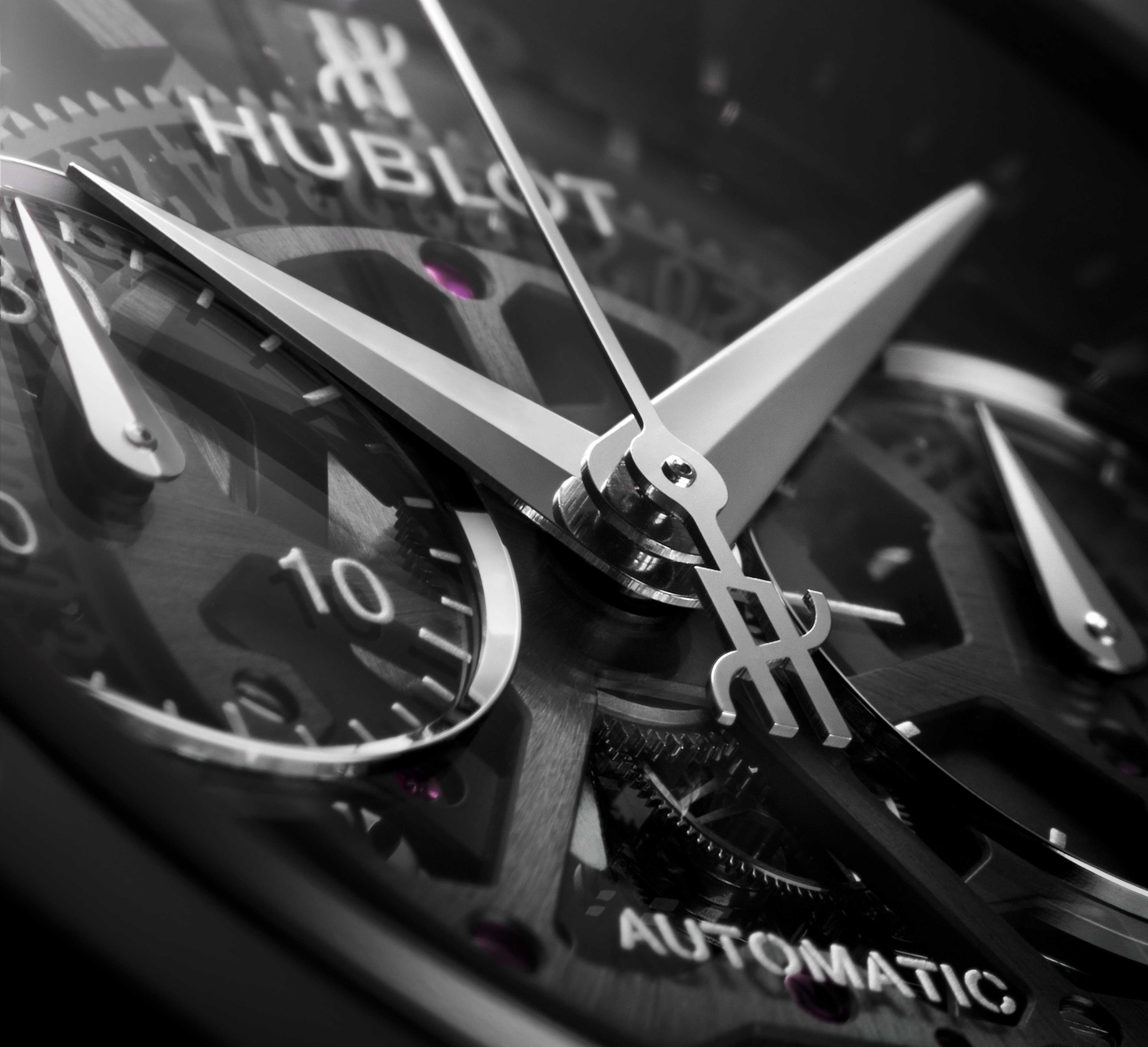 Hublot Classic Fusion Aerofusion Chronograph Orlinski
