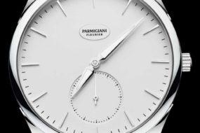 Parmigiani Tonda 1950 Stahl: alltagstaugliche Eleganz