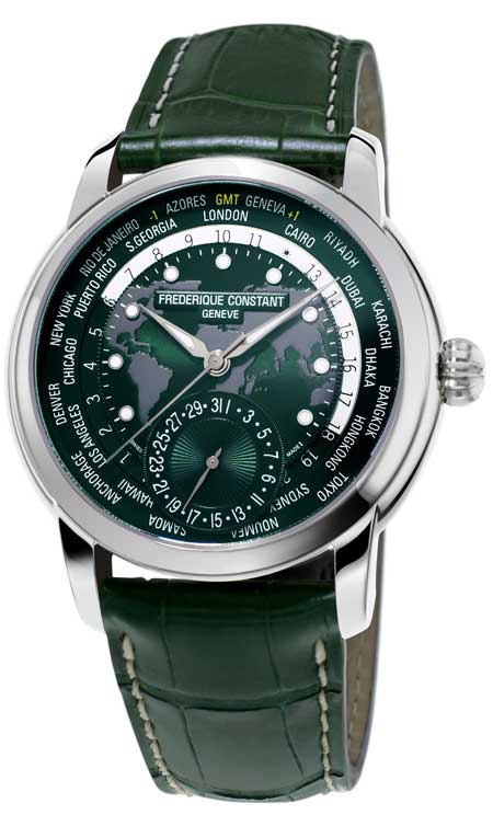 Baselworld Preview: Neuer Classic Worldtimer Manufacture