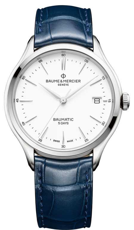 Baume-et-Mercier-Clifton Baumatic