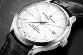 Clifton Baumatic: erschwinglicher Luxus und feinste Technik