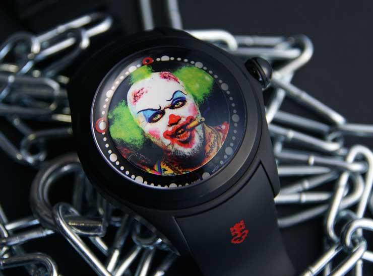 Corum Bubble Clown by Matt Barnes