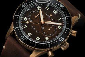 Zenith Pilot Cronometro Tipo CP-2 Flyback: Revival einer Ikone