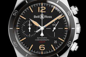 Baselworld Preview: Bell & Ross BR V2-92 Steel Heritage