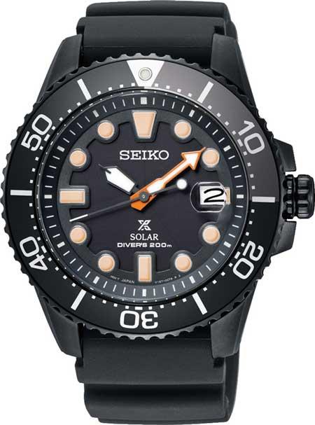 SNE493P1 SSC673P1 Seiko Prospex Black Series Diver's