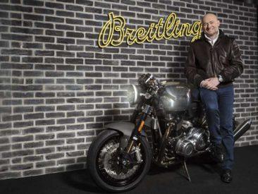 Warum Breitling und Norton Motorcycles kooperieren
