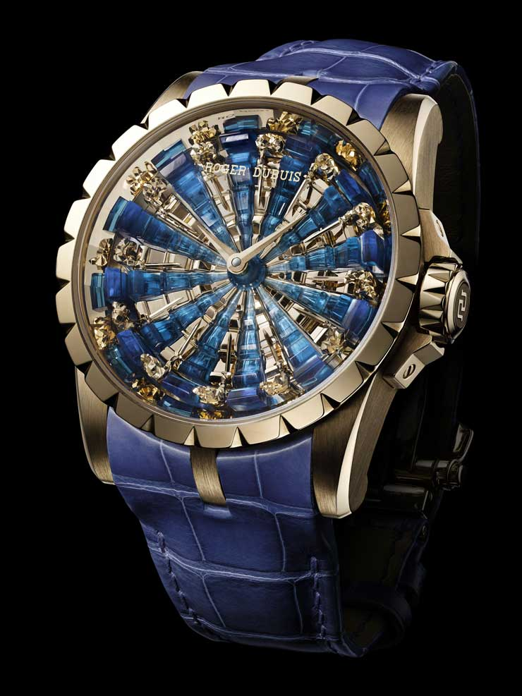 Roger Dubuis Excalibur Knights of the Round Table III