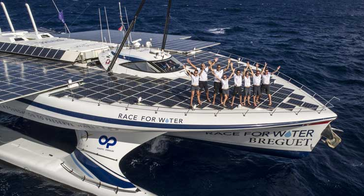 Breguet und Race for Water