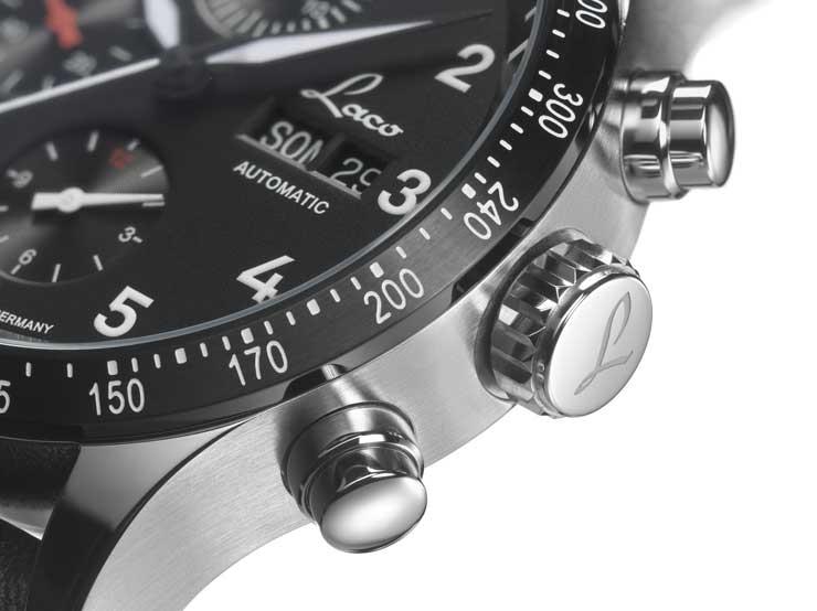 Laco Chronograph Hockenheim
