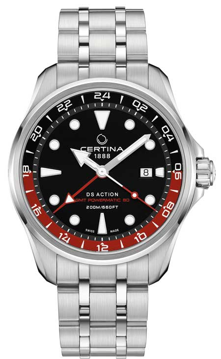 Certina DS Action GMT Powermatic