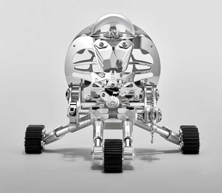 Grant, die Roboteruhr von MB&F und L'Epée 1839