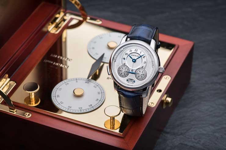 Montblanc Star Legacy Rieussec Chronograph