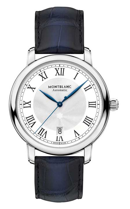 Montblanc Star Legacy Automatic Date 39mm ID 124341 EUR 2.690