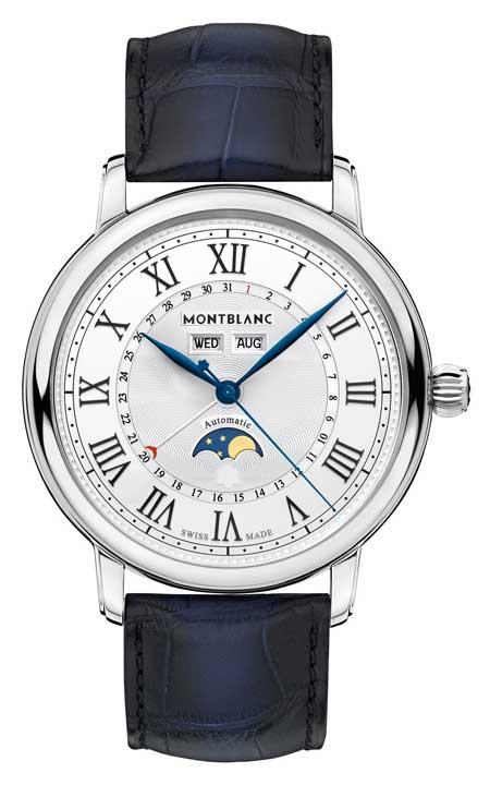 Montblanc Star Legacy Full Calendar 42mm ID 119955 EUR 4.250
