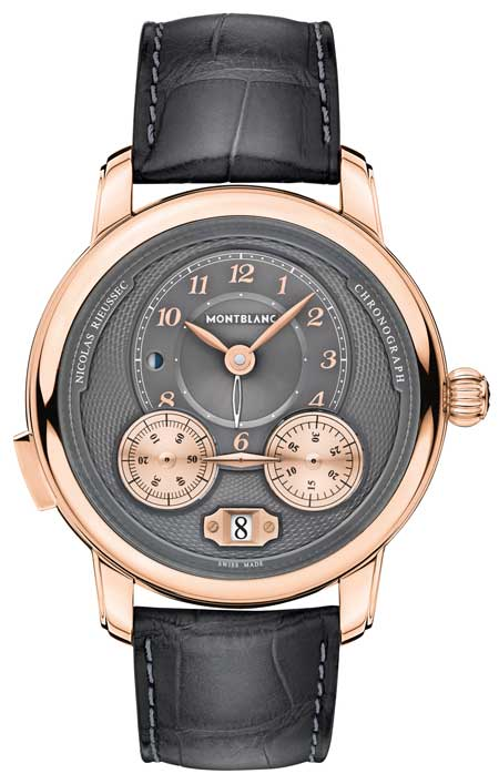 Montblanc Star Legacy Nicolas Rieussec Chronograph Redgold ID 119964 EUR 20.000